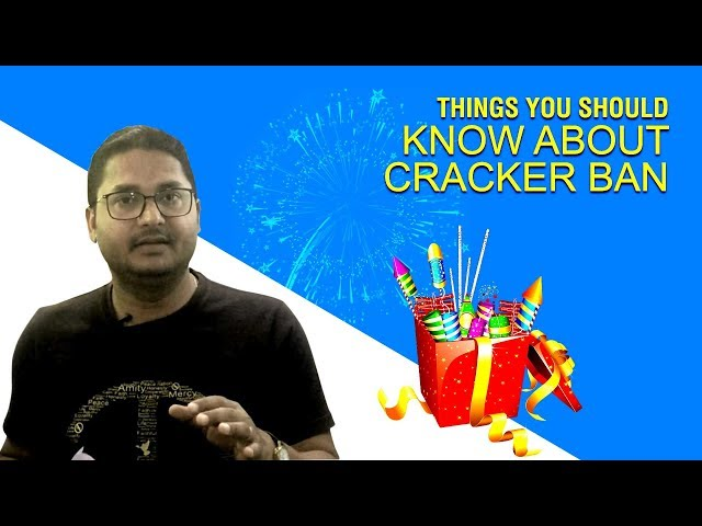 Are you ready for bursting Green Crackers this Diwali!