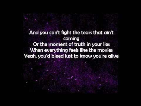 Sleeping with Sirens - Iris (Goo Goo Dolls Cover) Lyrics