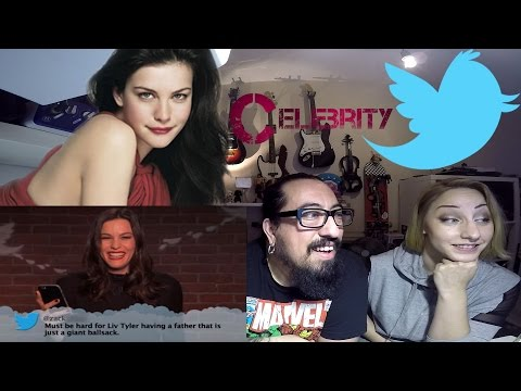 Celebrities Read Mean Tweets #9 REACTION