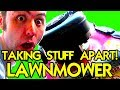 HOW TO SCRAP A LAWNMOWER : Taking Stuff Apart