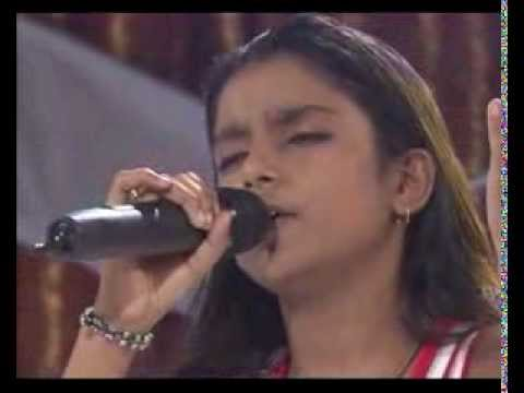 Little Champs North-East Grand Finalist, Nahid Afrin