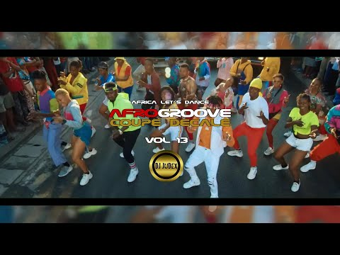 COUPE DECALE 2020/ AFROGROOVE DANCE VOL 13 - DJ JUDEX FT INO