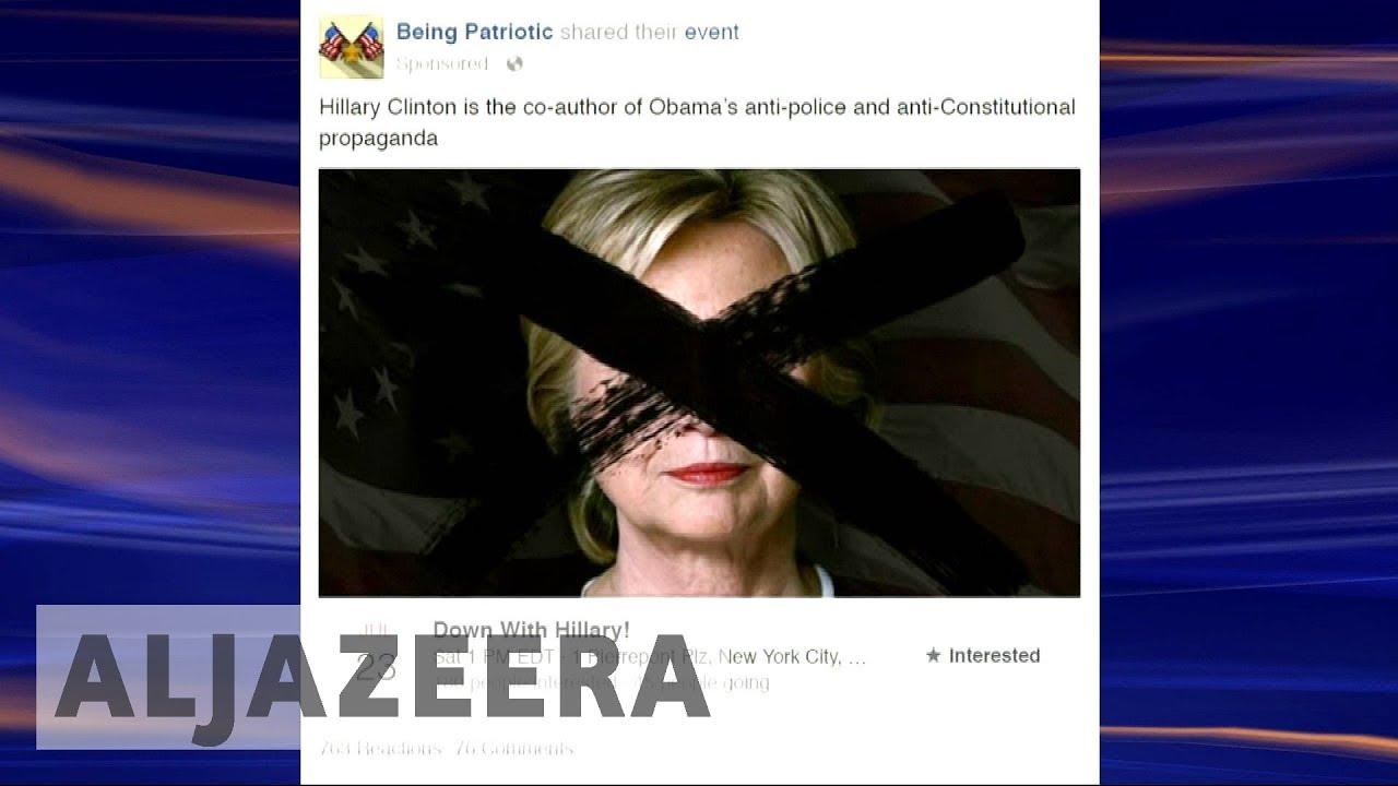 Social media giants reveal Kremlin-backed posts in meddling probe