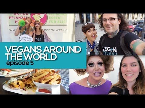 Vegans Around the World: Berlin, Germany