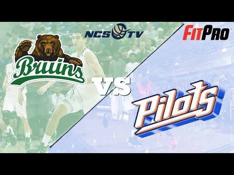St. Patrick-St. Vincent High School vs St Joseph Notre Dame Boys Basketball LIVE 2/10/18