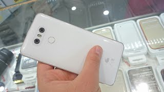 LG G6 H870 WHITE COLOR!