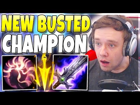 This champion is finally OP now after 1 year.. (NEW BUFFS) - Journey To Challenger | LoL
