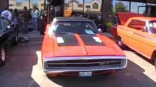 PATTONSBURG MO. CAR SHOW VIDEO 1