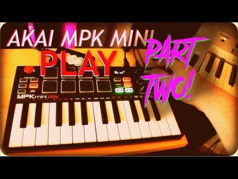 AKAI's cute little MPK mini keyboard now has internal sounds - CDM