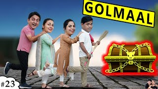 GOLMAAL | गोलमाल | Part 1 | Family Comedy Movie #Learning | Ruchi and Piyush