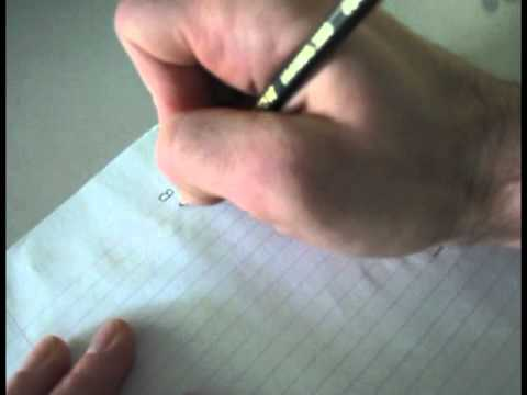 Learn to Write Aramaic - the cursive Estrangela alphabet (cursive script 1 of 5)