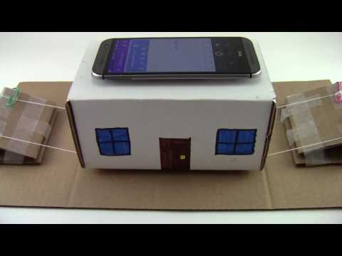 Earthquake-Resistant Building Lesson Plan with Google's Science Journal app