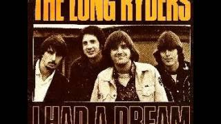 i had a dream the long ryders