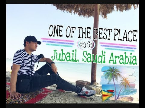 Al Nakheel Beach Jubail, Saudi Arabia Travel Blog