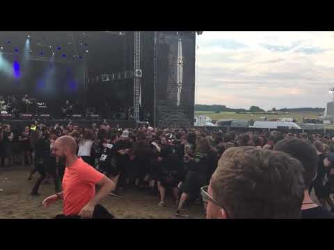 Suffocation live@ Summer Breeze 17/08/2017 Wall of Death