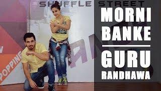Guru Randhawa: Morni Banke | Dance Choreography | Imon Kalyan ft. Shayani