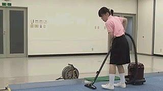全国障害者技能競技大会(アビリンピック)ビルクリーニング