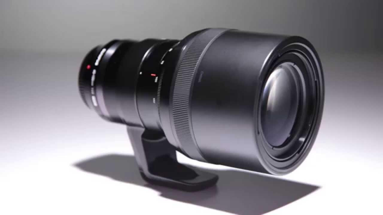 Olympus 40-150mm F2 8 Pro lens