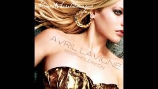 Avril Lavigne - Keep Holding On (Studio Acapella)