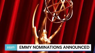 Emmy Nominations Announced