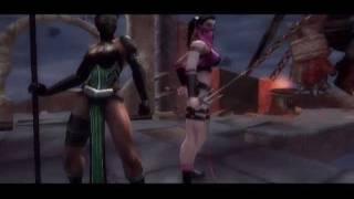 Xbox Longplay [012] Mortal Kombat: Shaolin Monks (Part 2 of 4) (A)