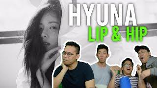 """hot damn... HYUNA flaunts her """"LIP & HIP"""" (MV & MMA Reaction)"""