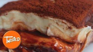 How To Make Nutella Tiramisu