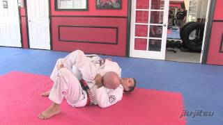 Issue #9 Pedro Sauer – Armbar Counter to Knee on Belly