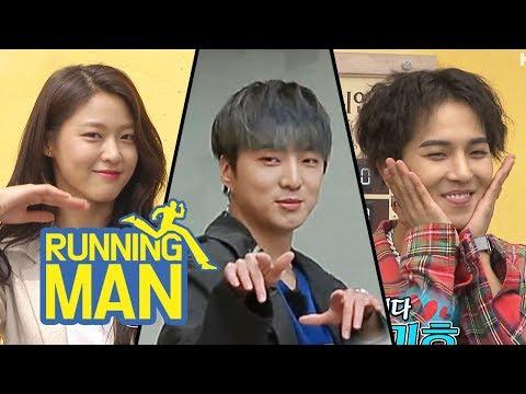 Seol Hyun(AOA), Momoland and Winner Visit Running Man!!!! [Running Man Ep 401]