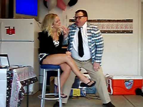 chris farley/ matt foley interpretation