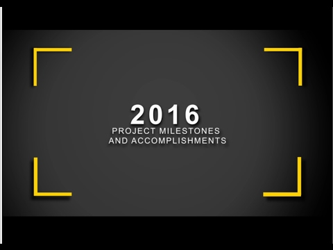 2016 SANDAG Milestones and Accomplishments