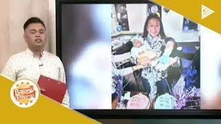 FIFIRAZZI: Korina Sanchez's twins, bininyagan na