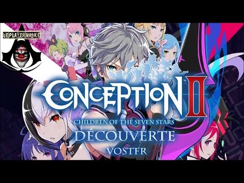 Conception Ii Children Of The Seven Stars Découverte Pc Vostfr Youtube