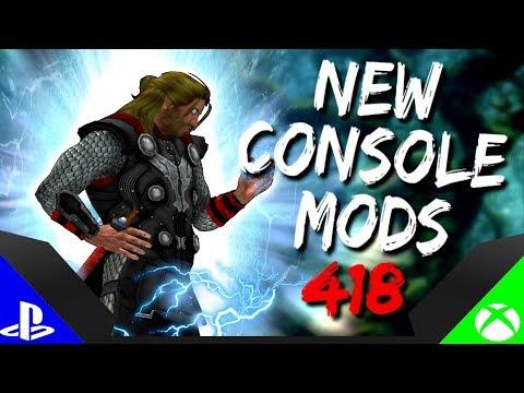 Skyrim Special Edition: ▶️5 BRAND NEW CONSOLE MODS