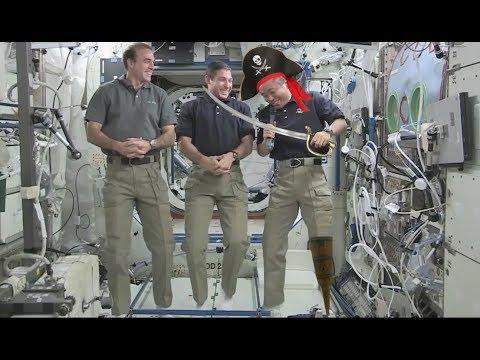 Безногий астронавт на