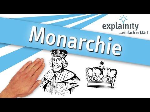 Monarchie Einfach Erklärt (explainity® Erklärvideo)