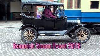 Beamish Steam 2018