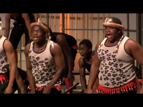 Kearsney College Choir, South Africa - Scenic Folklore Performance