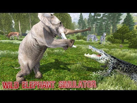 🐘Wild Elephant Simulator-Help To save Elephants- By Yamtar Games-Android