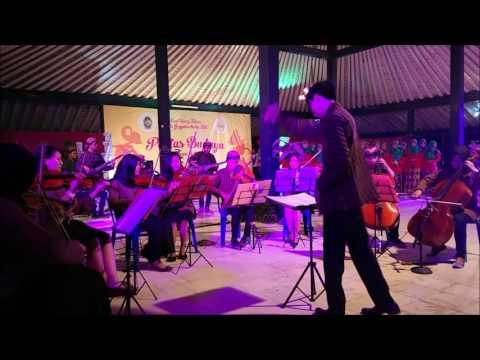 Konser HUT Kota Yogyakarta Ke-260