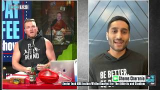 The Pat McAfee Show | Wednesday June 17th, 2020