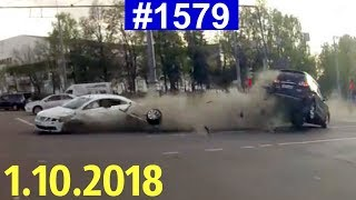 Новый автообзор от «Дорожные войны!» за 01.10.2018. Видео № 1579.