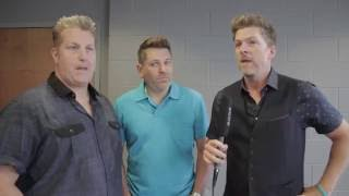 "Rascal Flatts Celebrate Their No. 1 ""I Like the Sound of That"""