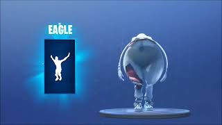 ALL FORTNITE BALLS WITH THE MUSIC BUGGATA