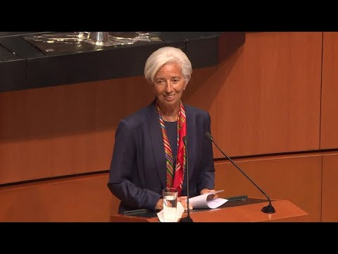 Why was Christine Lagarde picked to lead the ECB?