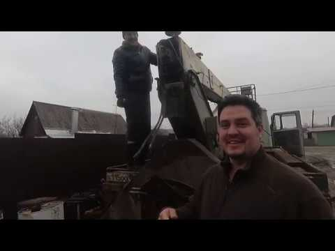 Ремонт Гидроцилиндра Телескопа  автовышки зил ПСС 131.18Э