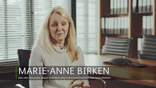 Qualifying as a lawyer of England and Wales - Marie-Anne Birken