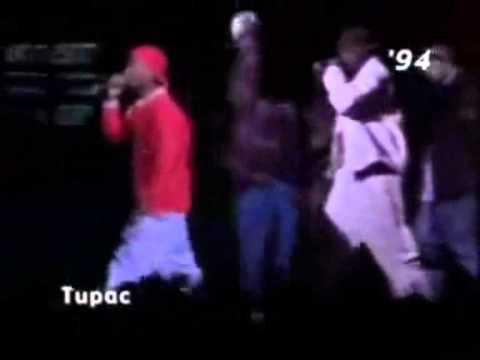 Tupac And Notorious BIG Rare freestyle 2 Legends Most Respected