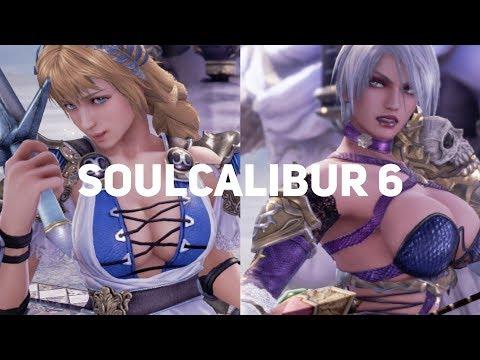 Soulcalibur 6. Обзор