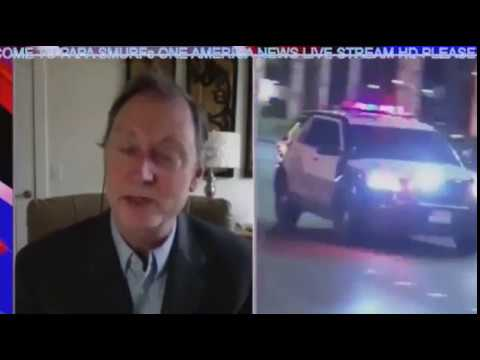 One American News Network talking to John Lott about the push for more gun control after Las Vegas